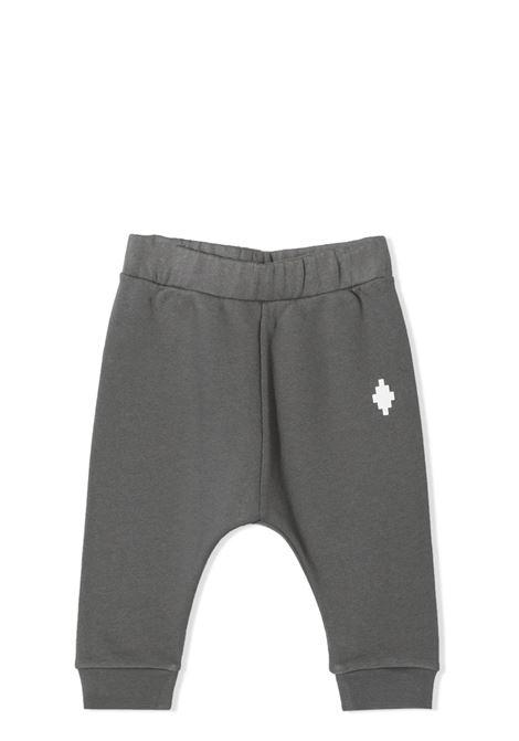 LOGO-PRINT TRACK PANTS  MARCELO BURLON KIDS | Trousers | 6408 0020B053