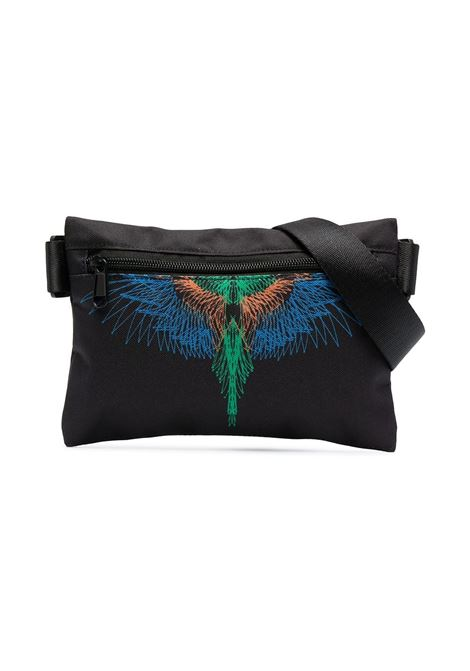BELT BAG WITH PRINT MARCELO BURLON KIDS | Pouch | 9537 9000B010