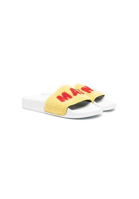 SLIPPERS WITH PRINT MARNI KIDS | Slippers | 678883