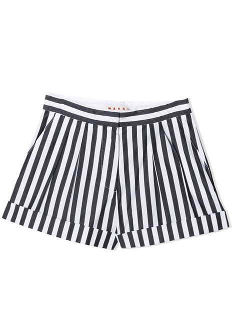 TAILORED SHORTS MARNI KIDS | Bermuda | MP74AF-M00138-M00IS0M803