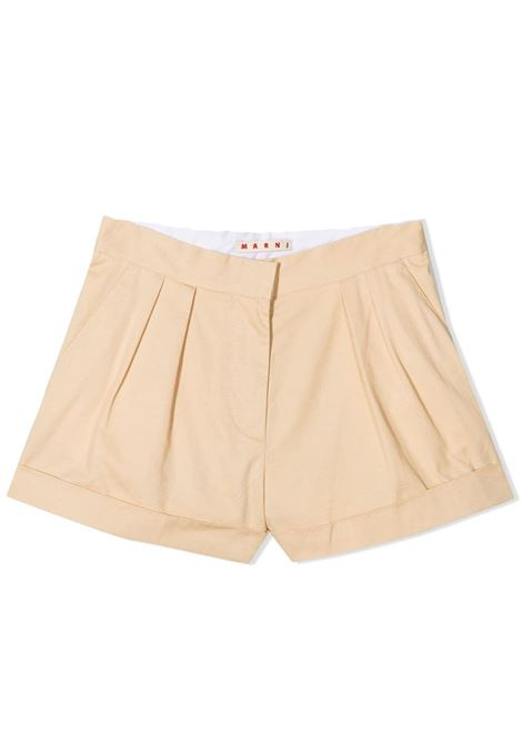 SHORTS SARTORIALI MARNI KIDS | Shorts | MP74F-M00114-M00H8T0M708
