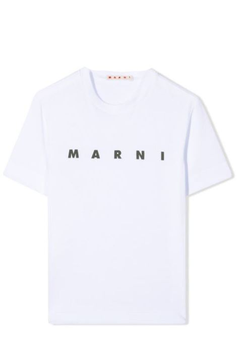 PRINT T-SHIRT MARNI KIDS | T-shirt | MT135U-M00MV-M00C70M100