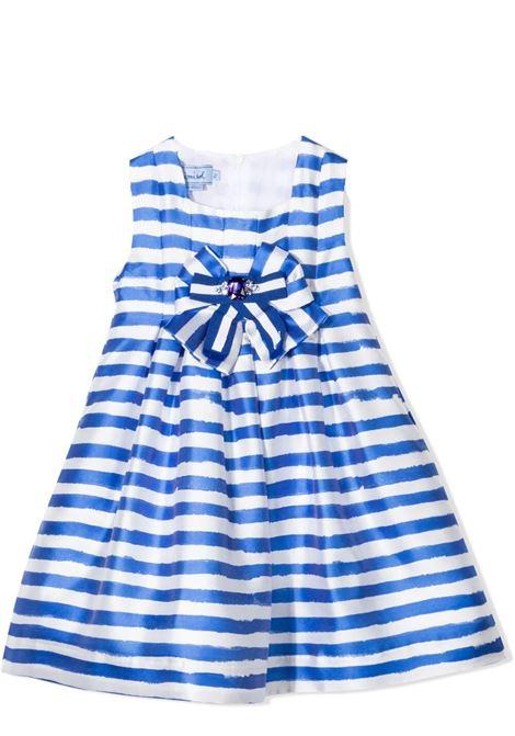 STRIPED DRESS MIMISOL | Dress | MFAB213 TS0471LTB