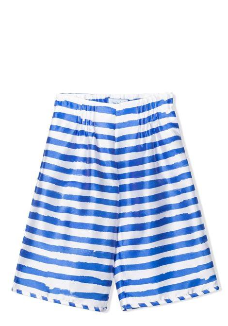 Pantaloni vita alta bambina MIMISOL | MFPA061 TS0471LTB