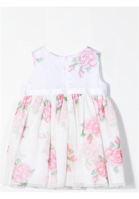 Floral dress MISS BLUMARINE KIDS | MBL3325VV