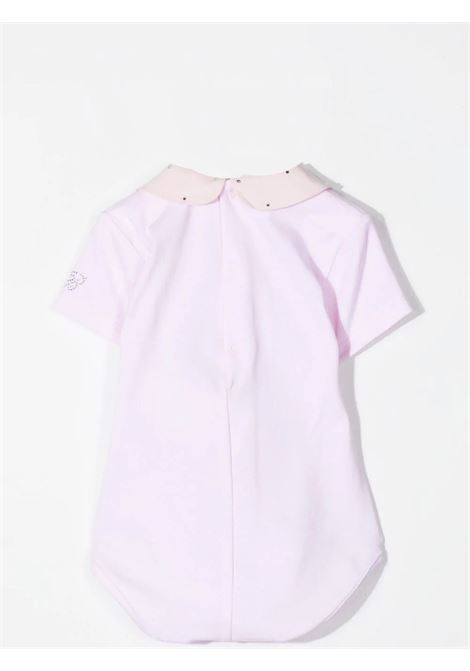 Body with Peter-Pan collar MISS BLUMARINE KIDS | MBL339103