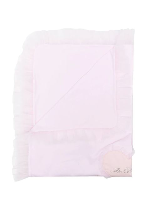 BLANKET WITH DECORATION MISS BLUMARINE KIDS | Blankets | MBL339605