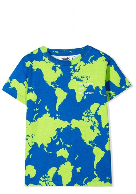 Baby T-shirt with print MOLO KIDS | T-shirt | 1S21A2066305