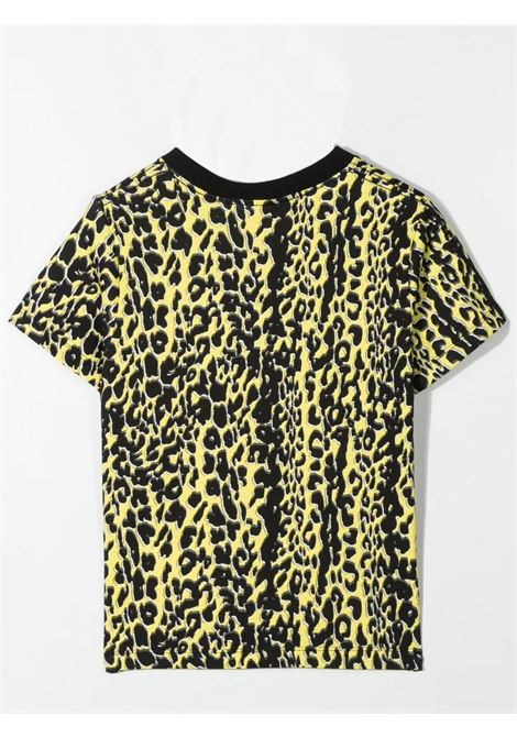 Unisex t-shirt with leopard print MOLO KIDS | 1S21A2086245