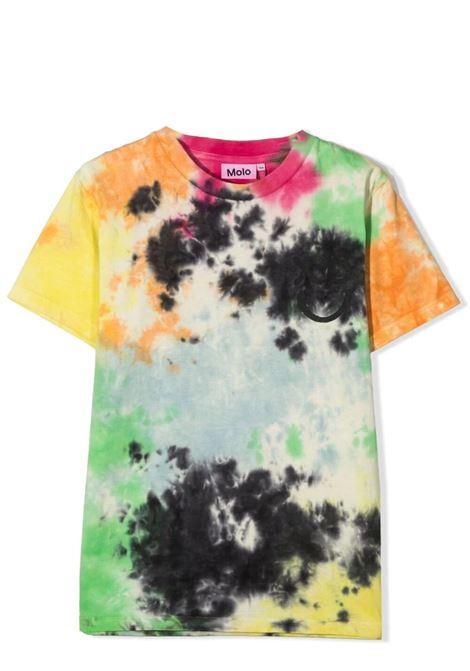 Tie-Dye effect unisex T-shirt MOLO KIDS | T-shirt | 1S21A2117380