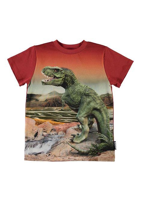 PRINT T-SHIRT MOLO KIDS | T-shirt | 1S21A2167434