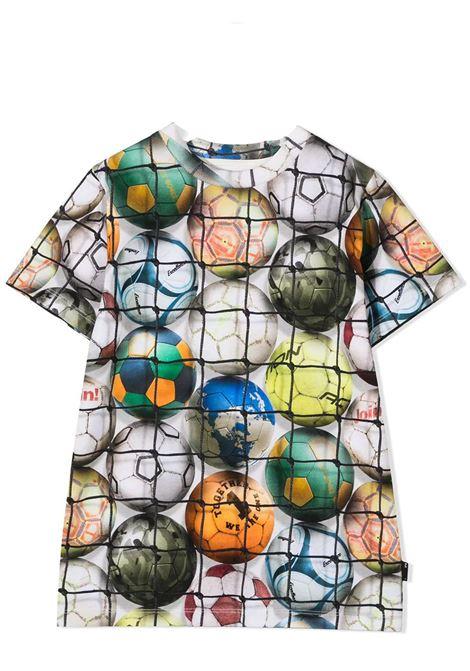 T-SHIRT CON STAMPA MOLO KIDS | T-shirt | 1S21A2256239