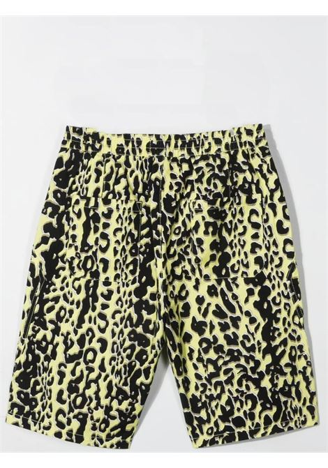 Unisex bermuda with leopard print MOLO KIDS | 1S21H1226245