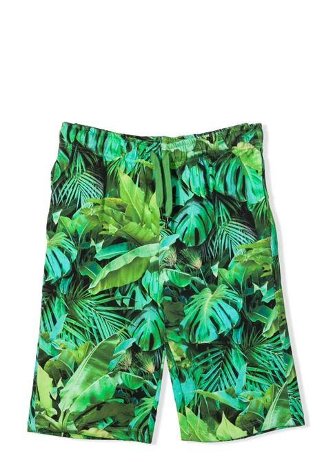 Baby Bermuda shorts with print MOLO KIDS | Bermuda | 1S21H130T6329