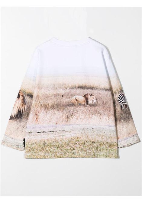 Unisex sweatshirt with print MOLO KIDS | 1S21J222T7429