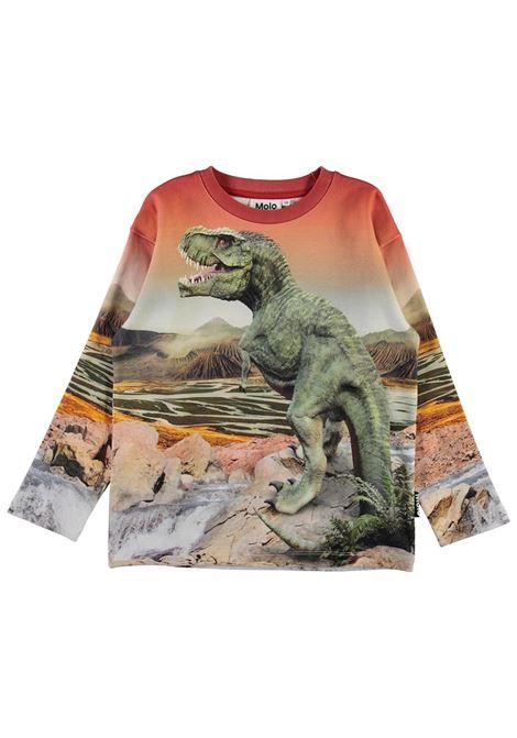 PRINT SWEATSHIRT  MOLO KIDS | Sweatshirts | 1S21J222T7433