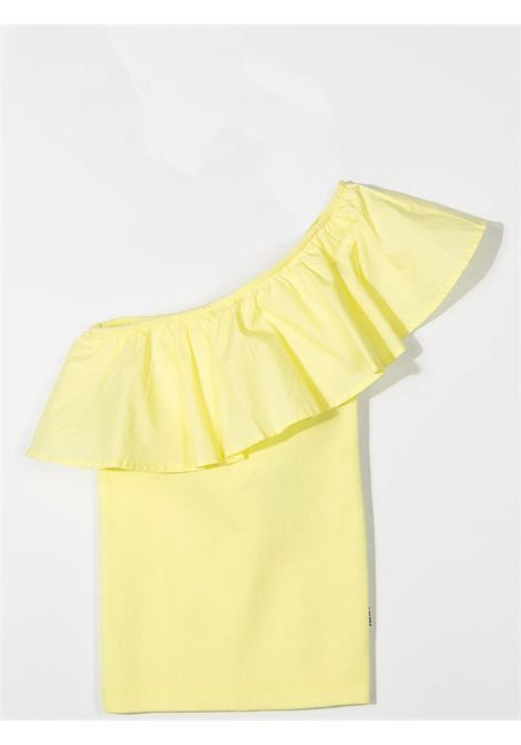One-shoulder girl top with ruffles MOLO KIDS | 2S21A102T8290