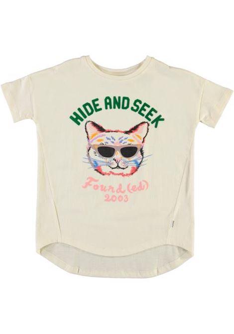 T-SHIRT CON STAMPA MOLO KIDS | T-shirt | 2S21A2332444