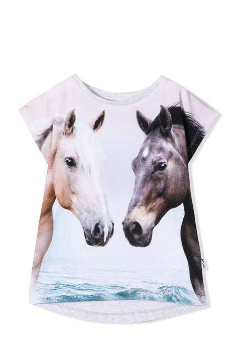 T-shirt bambina con stampa MOLO KIDS | T-shirt | 2S21A2397399