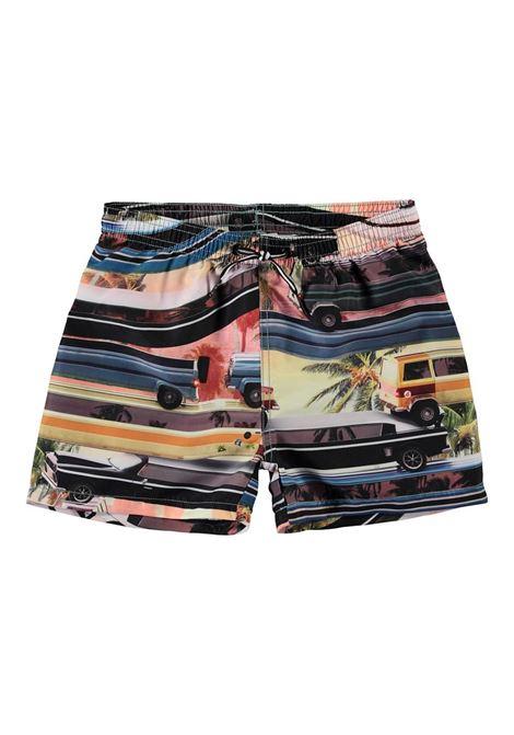 SWIM SHORTS  MOLO KIDS | Swimsuits | 8S21P408T6214