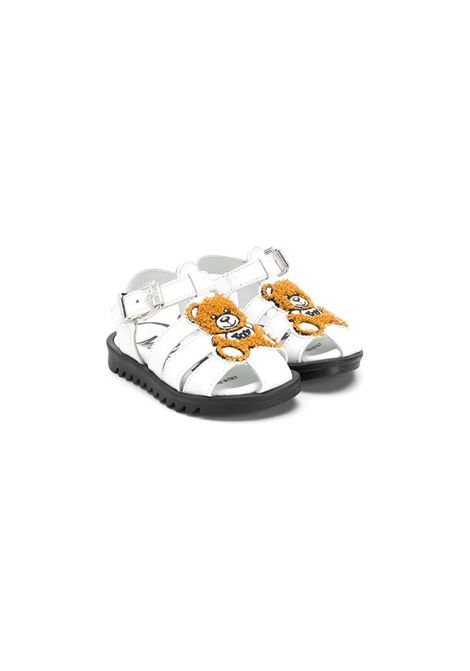 SANDALS WITH BEAR MOSCHINO KIDS | Sandals | 6362102
