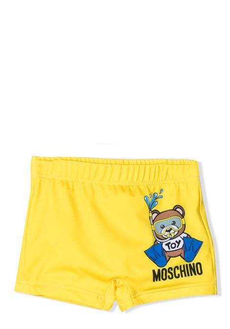 COSTUME DA BAGNO CON STAMPA TEDDY BEAR MOSCHINO KIDS | Costumi | MNL006 LKA0050162