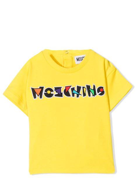 PRINT T-SHIRT  MOSCHINO KIDS | T-shirt | MUM02H LBA1850162