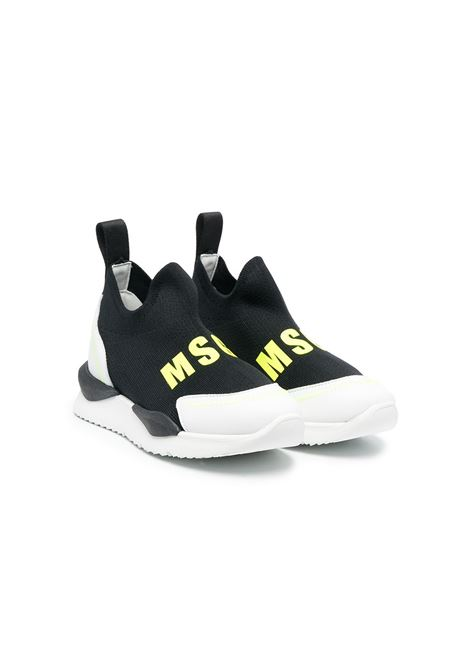 SNEAKERS WITH PRINT MSGM KIDS | Sneakers | 672771