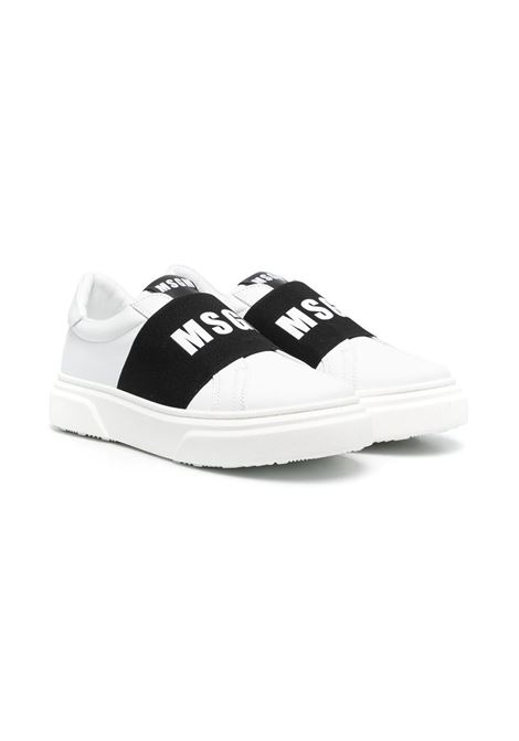 SNEAKERS WITH PRINT MSGM KIDS | Sneakers | 672912