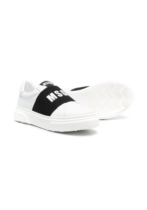 SNEAKERS WITH PRINT MSGM KIDS | 67291T2