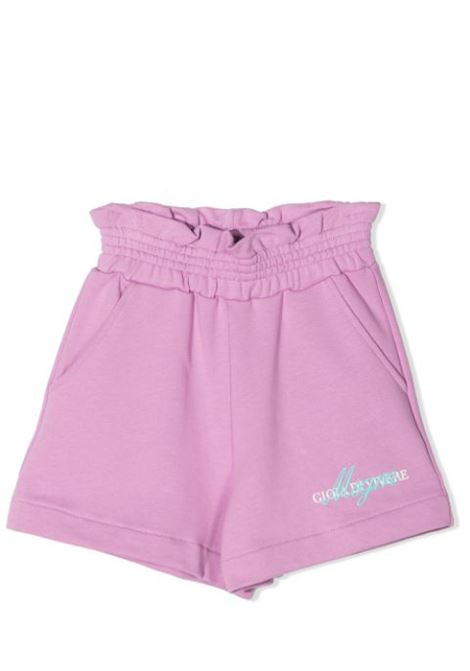 SHORTS IN FELPA MSGM KIDS | Shorts | MS026835071