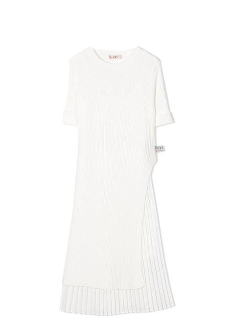 ASYMMETRIC DRESS N°21 KIDS | Dress | N21D46F-N21101-N0145T0N100