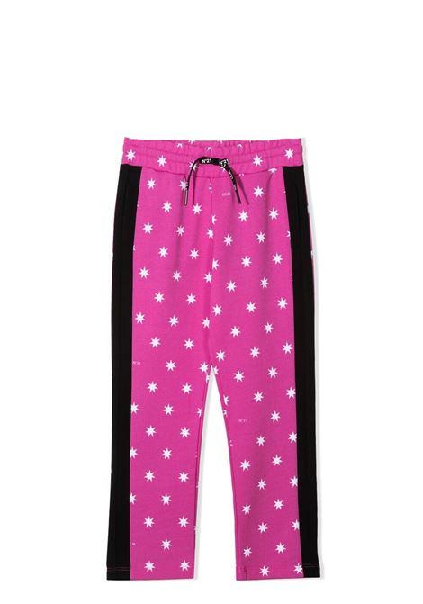 TROUSERS WITH PRINT N°21 KIDS | Trousers | N21P69F-N21010-N01370N306
