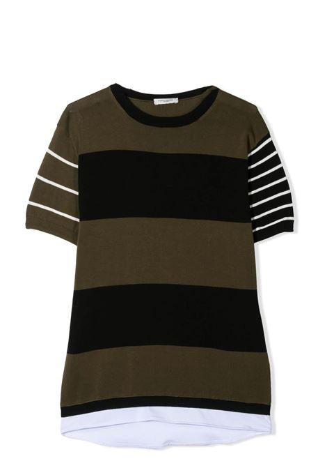 T-SHIRT A RIGHE PAOLO PECORA KIDS   T-shirt   PP2595T04