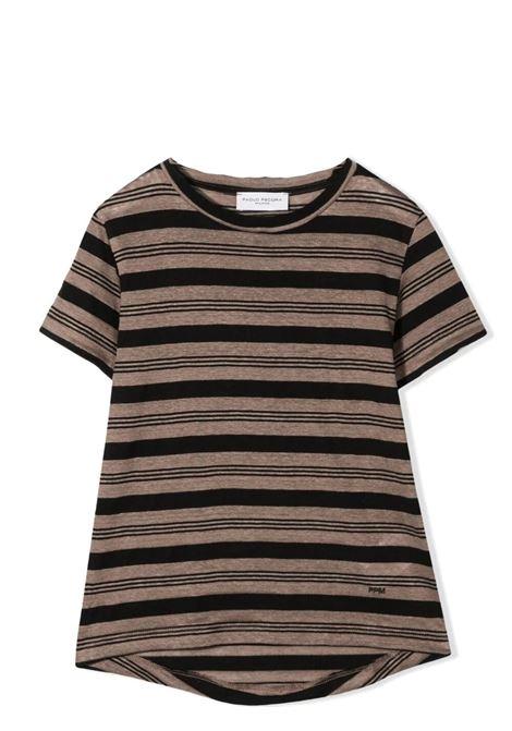 T-SHIRT A RIGHE PAOLO PECORA KIDS | T-shirt | PP268801