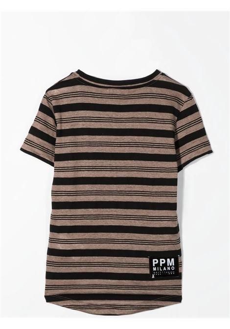 STRIPED T-SHIRT PAOLO PECORA KIDS | PP268801