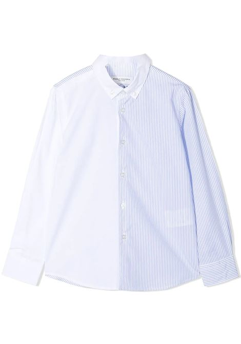 SHIRT WITH BACK PRINT PAOLO PECORA KIDS | Shirt | PP2699T08