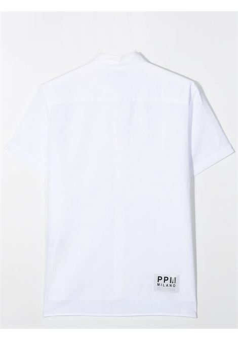 SHORT SLEEVE SHIRT PAOLO PECORA KIDS | PP2701T02