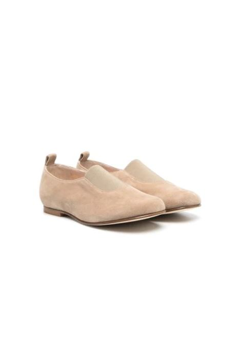 SUEDE SHOES PROSPERINE | Balletshoes | T08105