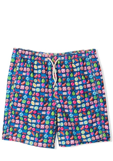 Children's swimsuit with print Saint barth kids | Swimsuits | JEANCANDIES