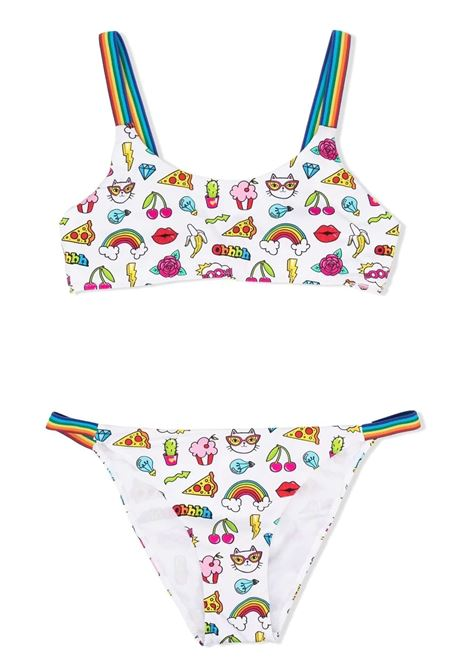 Two-piece fantasy girl swimsuit Saint barth kids | Swimsuits | MARISSAGIRLY