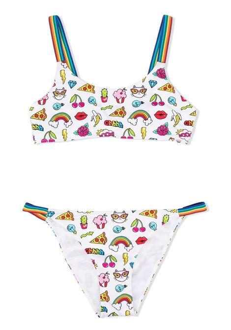 Two-piece fantasy girl swimsuit Saint barth kids | Swimsuits | MARISSATGIRLY 01
