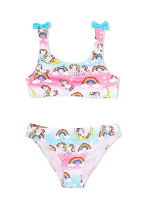 Two-piece fantasy girl swimsuit Saint barth kids | Swimsuits | REBELPINKY PONY 2131