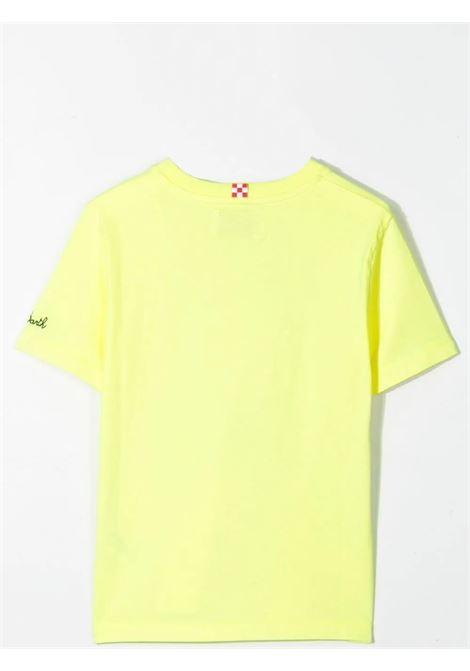 T-shirt bambino con stampa Saint barth kids | T-SHIRT BOYSHDN94