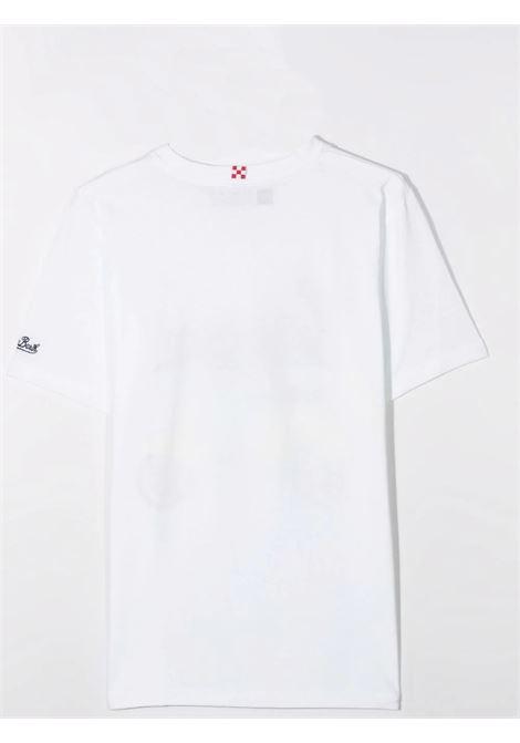 T-shirt bambino con stampa Saint barth kids | TSHIRT BOYVPOU1N