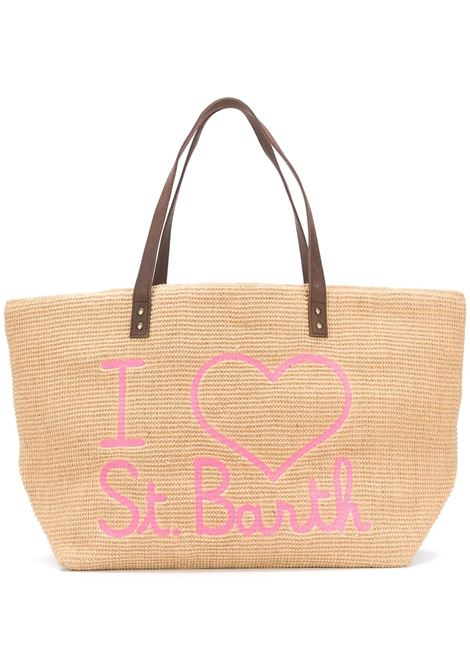 Women's jute bag Saint barth | HELENE JUTE HEL00041125