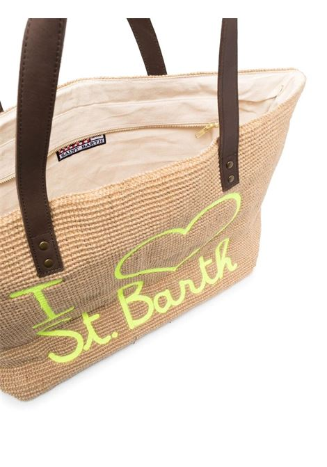 Women's jute bag Saint barth | HELENE JUTEELSB19