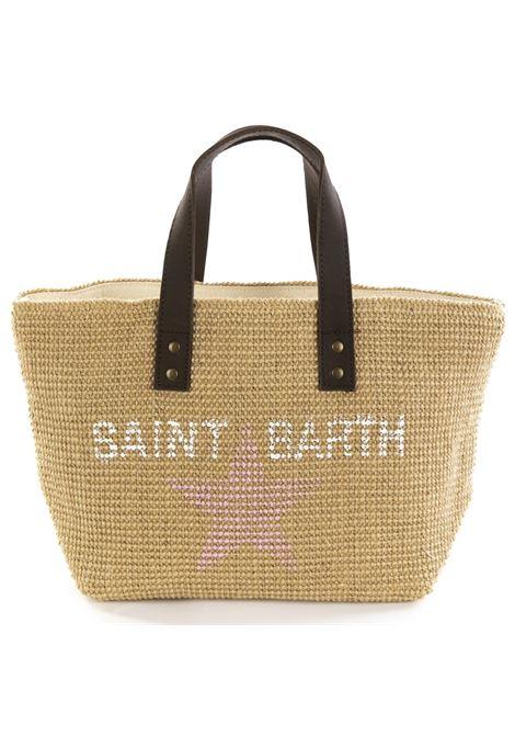 Women's jute bag Saint barth | HELENE JUTESBSA12