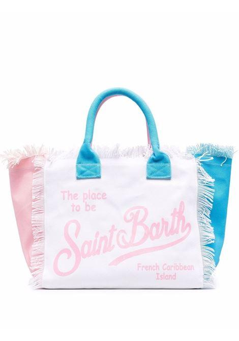 Borsa da donna tricolore Saint barth | Borse | VANITYCB0321