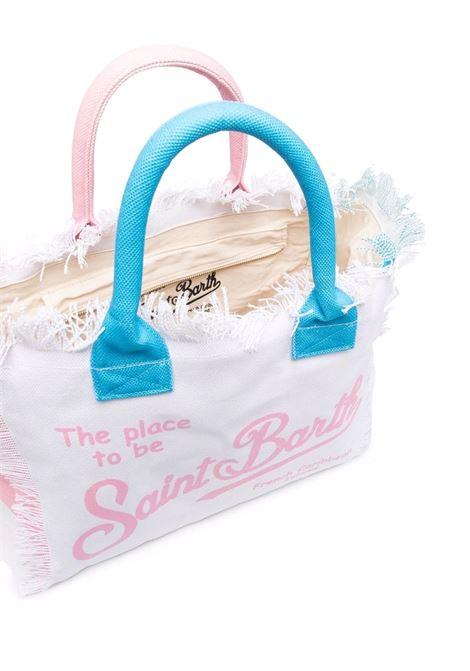 Tricolor women's bag Saint barth | VANITYCB0321